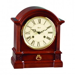 Hermle Hollins Barrister Mechanical Clock 22915-N90130