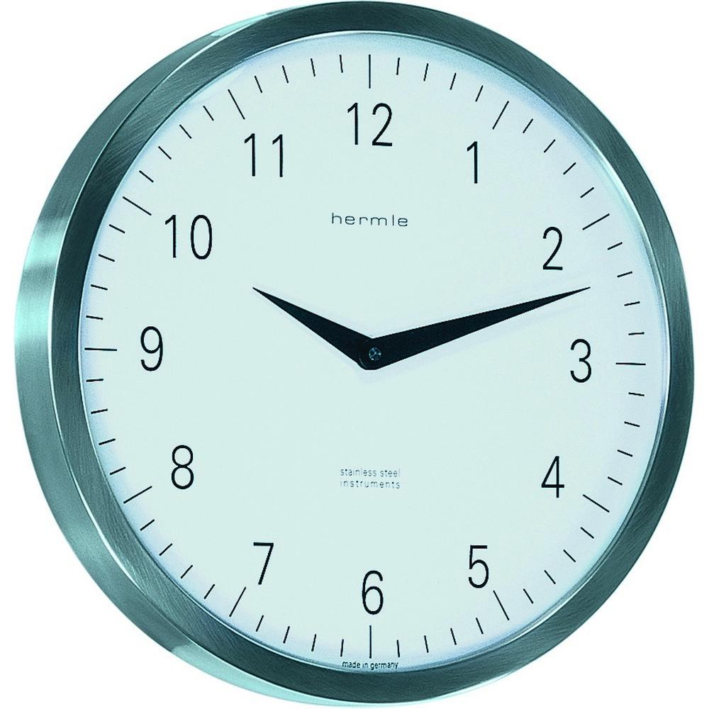 Hermle Metropolitan Contemporary Wall Clock 30466002100