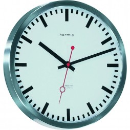 Hermle Grand Central Contemporary Wall Clock 30471-002100
