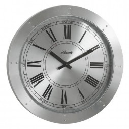 Hermle Crescent 30 inch Contemporary Wall Clock