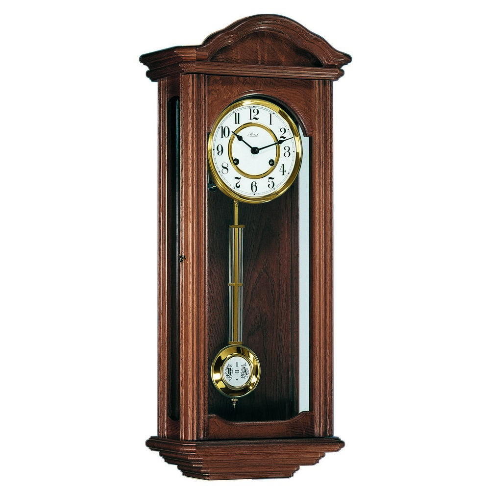 Hermle Ickenham Regulator Wall Clock 70411 030341