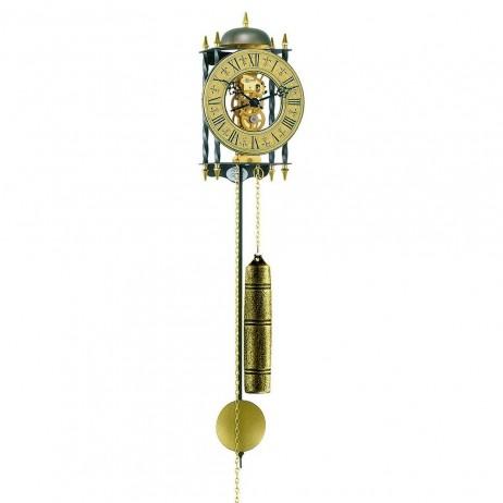 Hermle Stamford Mechanical Skeleton Wall Clock 70504-000701