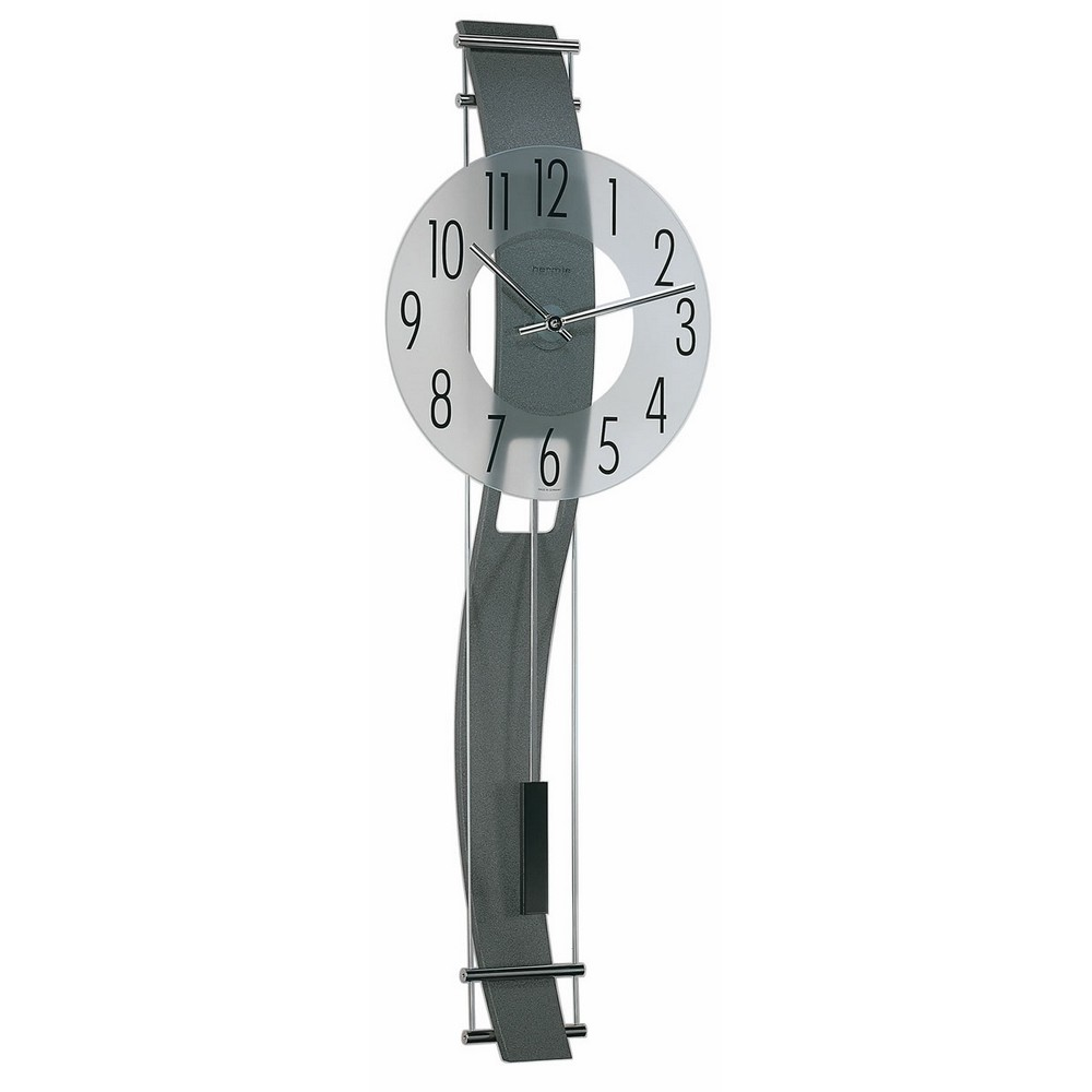 Kennington Contemporary Pendulum Wall Clock 70644 292200 70644292200