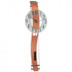 Hermle Kennington Contemporary wall clock - Beech 70644-382200