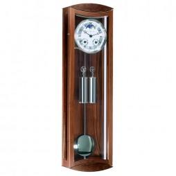 Hermle Mornington Cable-driven Mechanical Regulator Wall Clock - Walnut 70650-030058