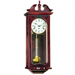 Hermle Waterloo Wall Clock with 8-day 4/4 Mechanical Movement 70742-070341