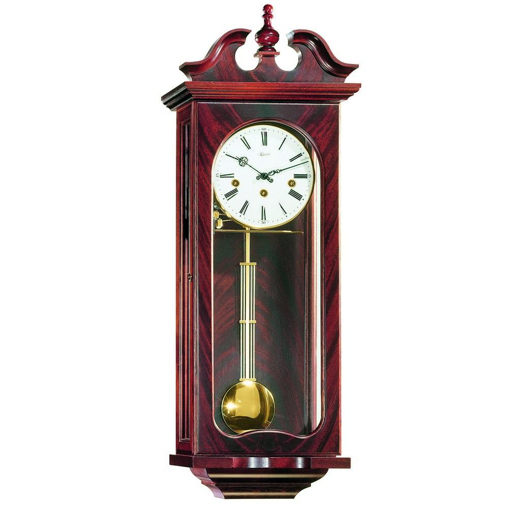 Waterloo German Wall Clock with 8-day 4/4 Mechanical 70742 ...