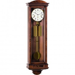 Hermle Chesham Mechanical Cable-driven Regulator Wall Clock 70872-030351