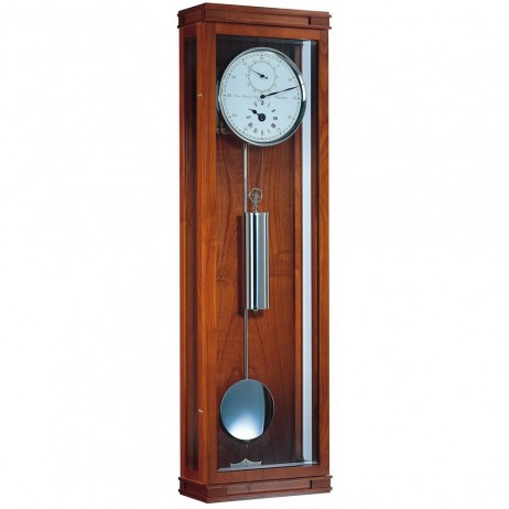 Hermle Greenwich Mechanical Regulator Wall Clock 70875-160761 70875160761