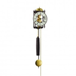 Hermle Ravensburg Mechanical Skeleton Wall Clock 70974-000711