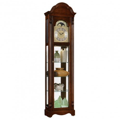 Ridgeway Clarksburg Traditional Grandfather Clock 2041