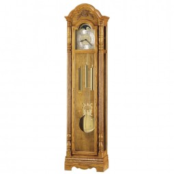 Howard Miller Joseph Golden Oak Floor Clock 610-892