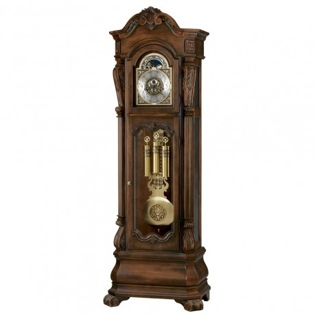 Howard Miller Hamlin Grandfather Clock with Cable-driven