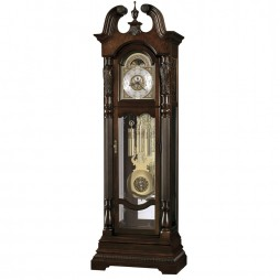 Howard Miller Lindsey Mechanical Grandfather Clock 611046 611-046