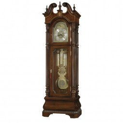 Howard Miller Eisenhower Mechanical Grandfather Clock 611066 611-066