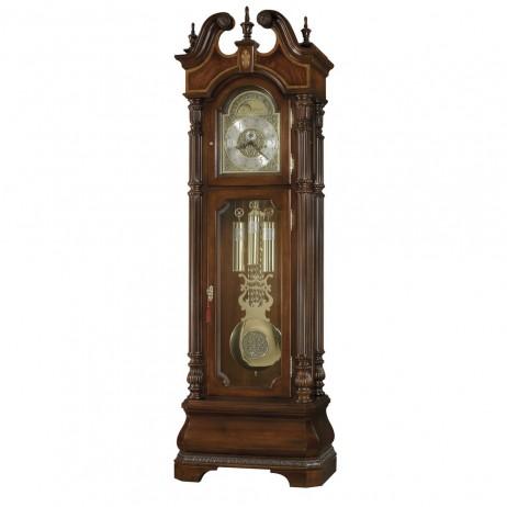 Howard Miller Eisenhower Mechanical Grandfather Clock 611066 611-066