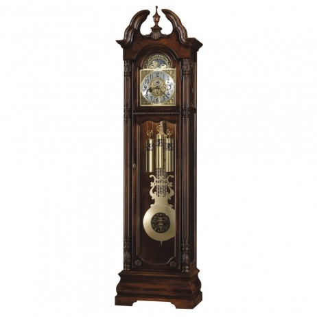 Howard Miller Ramsey Mechanical Grandfather Clock 611084 611-084