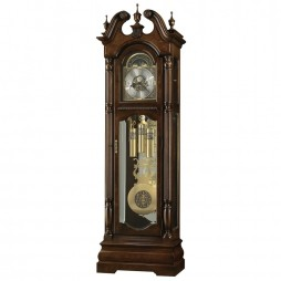 Howard Miller Edinburg Mechanical Grandfather Clock 611142 611-142