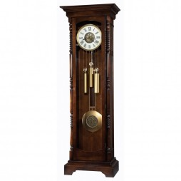 Howard Miller Kipling Mechanical Floor Clock 611206 611-206