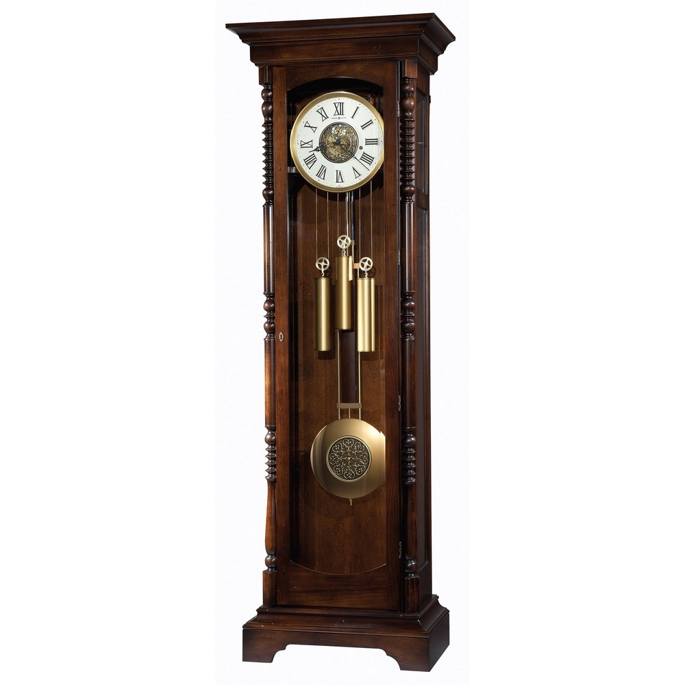 Howard Miller Kipling Mechanical Floor Clock 611206