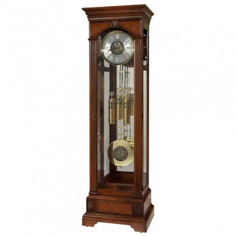 Alford Howard Miller Grandfather Clock 611-224