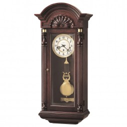 Howard Miller Jennison Mechanical Wall Clock 612-221