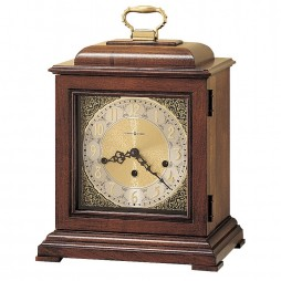 Howard Miller Samuel Watson Key-Wind Triple Chime Mantel Clock 612-429