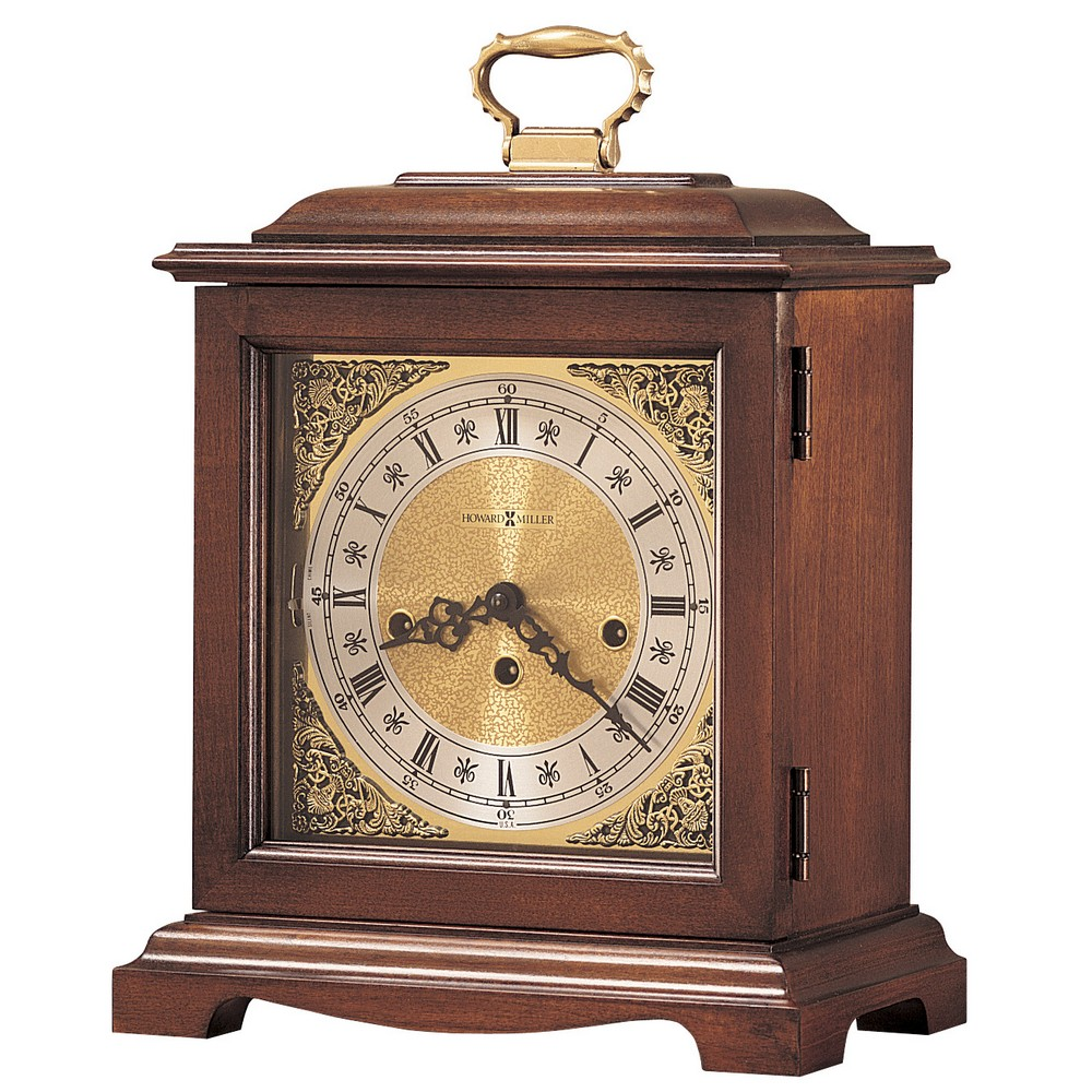 Howard Miller Graham Bracket Chiming Mantel Clock 612437