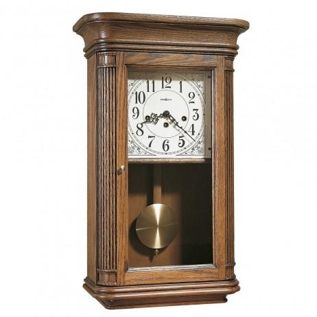 Howard Miller Sandringham Mechanical Chiming Pendulum Wall Clock 613-108