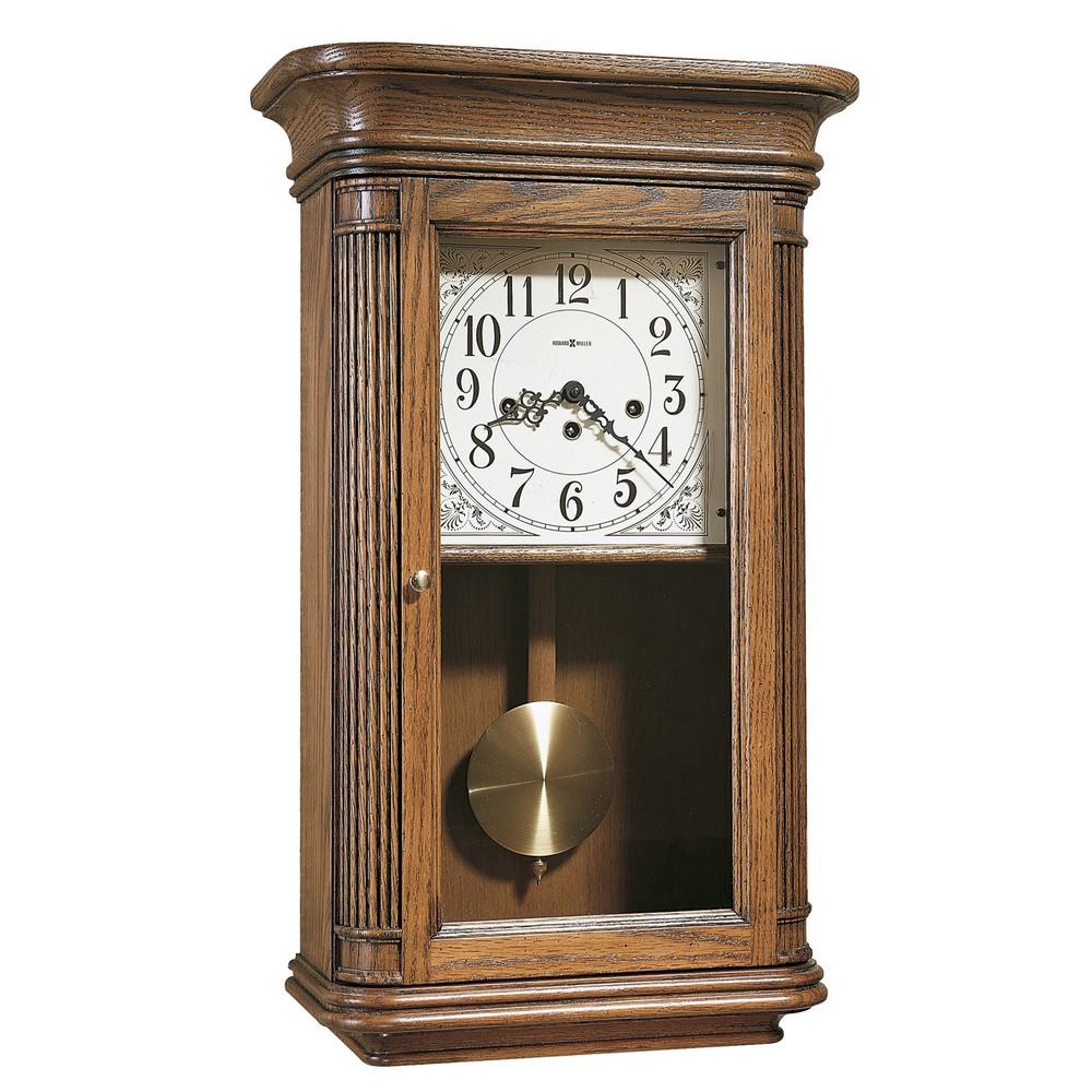 Howard Miller Sandringham Mechanical Chiming Wall Clock
