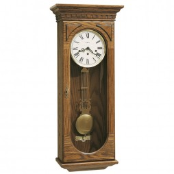 Howard Miller Westmont Regulator Wall Clock 613-110