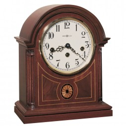 Howard Miller Barrister Mechanical Mantel Clock 613-180