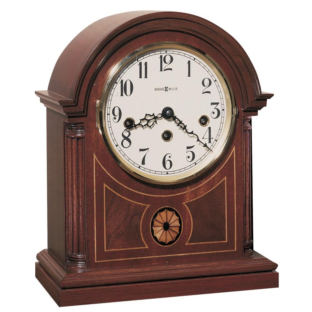 Howard Miller Barrister Mechanical Mantel Clock 613180