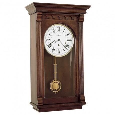 Howard Miller Alcott Keywound Chiming Pendulum Wall Clock 613-229