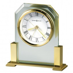 Howard Miller Paramount Glass Alarm Clock 613-573