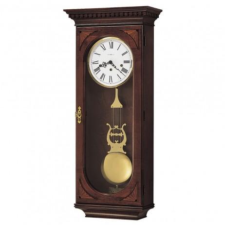 Howard Miller Lewis Key-Wound Chiming Wall Clock 613-637