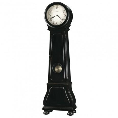 Howard Miller Nashua Distressed Black Floor Clock 615-005