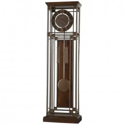 Howard Miller Tamarack Aged Ironstone Floor Clock 615-050