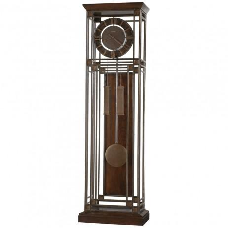 Howard Miller Tamarack Aged Ironstone Floor Clock 615-050