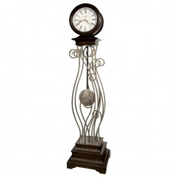 Howard Miller Tennille Mechanical Floor Clock 615064 615-064