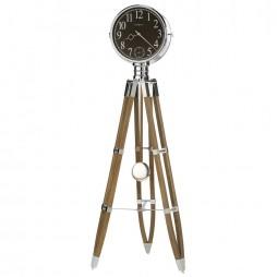 Howard Miller Chaplin Tripod Driftwood Floor Clock II 615-071