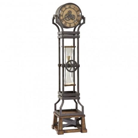 Howard Miller Hourglass Floor Clock 615074 615-074