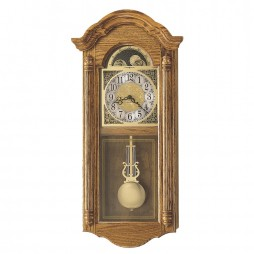 Howard Miller Fenton Chiming Wall Clock 620-156