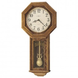 Howard Miller Ansley Regulator Wall Clock 620-160