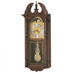 Howard Miller Rowland Dual-Chime Wall Clock - Open Box 620-182