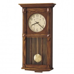 Howard Miller Ashbee II Dual Chime Wall Clock 620-185