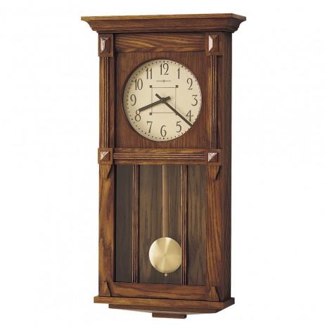 Howard Miller Ashbee Ii Dual Chime Wall Clock 620 185