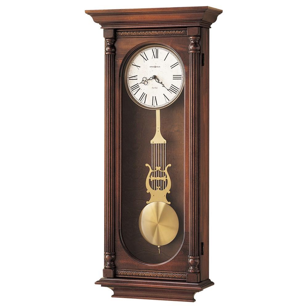 Pendulum Wall Clock Howard Miller Helmsley 620 192
