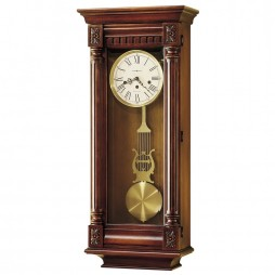Howard Miller New Haven Mechanical Wall Clock 620-196