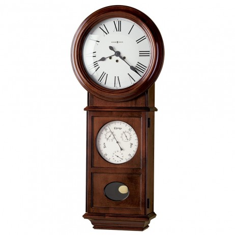 Howard Miller Lawyer II Reproduction Wall Clock 620-249